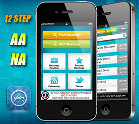 12 Step Meeting Finder